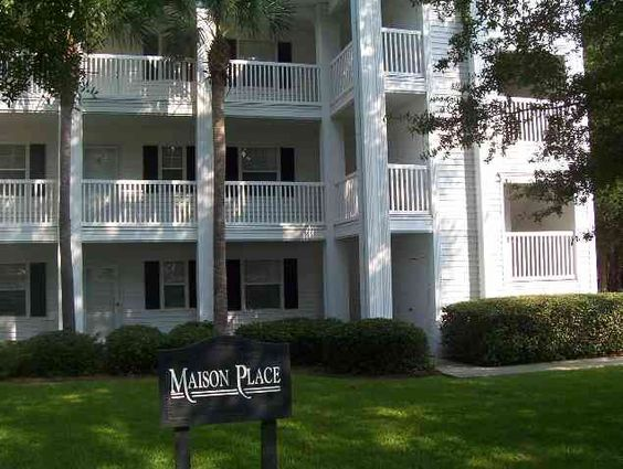 Madison Place  -  Myrtle Beach, SC Real Estate MLS