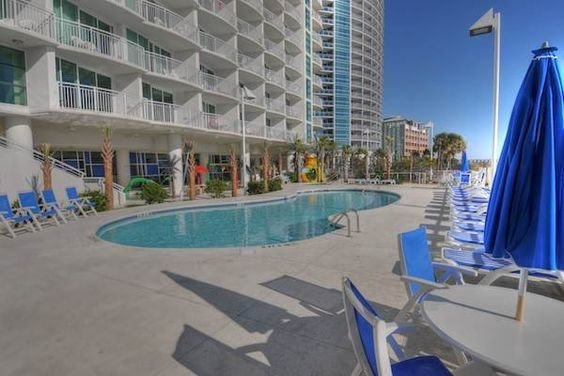 sandy beach resort condos for sale