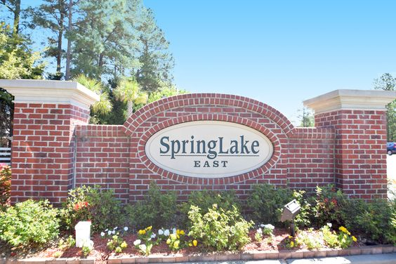 Spring Lake Homes  - Carolina Forest Real Estate - Myrtle Beach MLS
