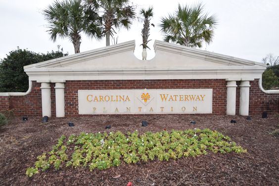 Carolina Waterway Plantation Homes Carolina Forest Real Estate