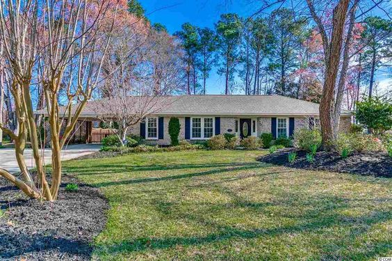 Homes in Coastal Heights, Conway SC Real Estate For Sale