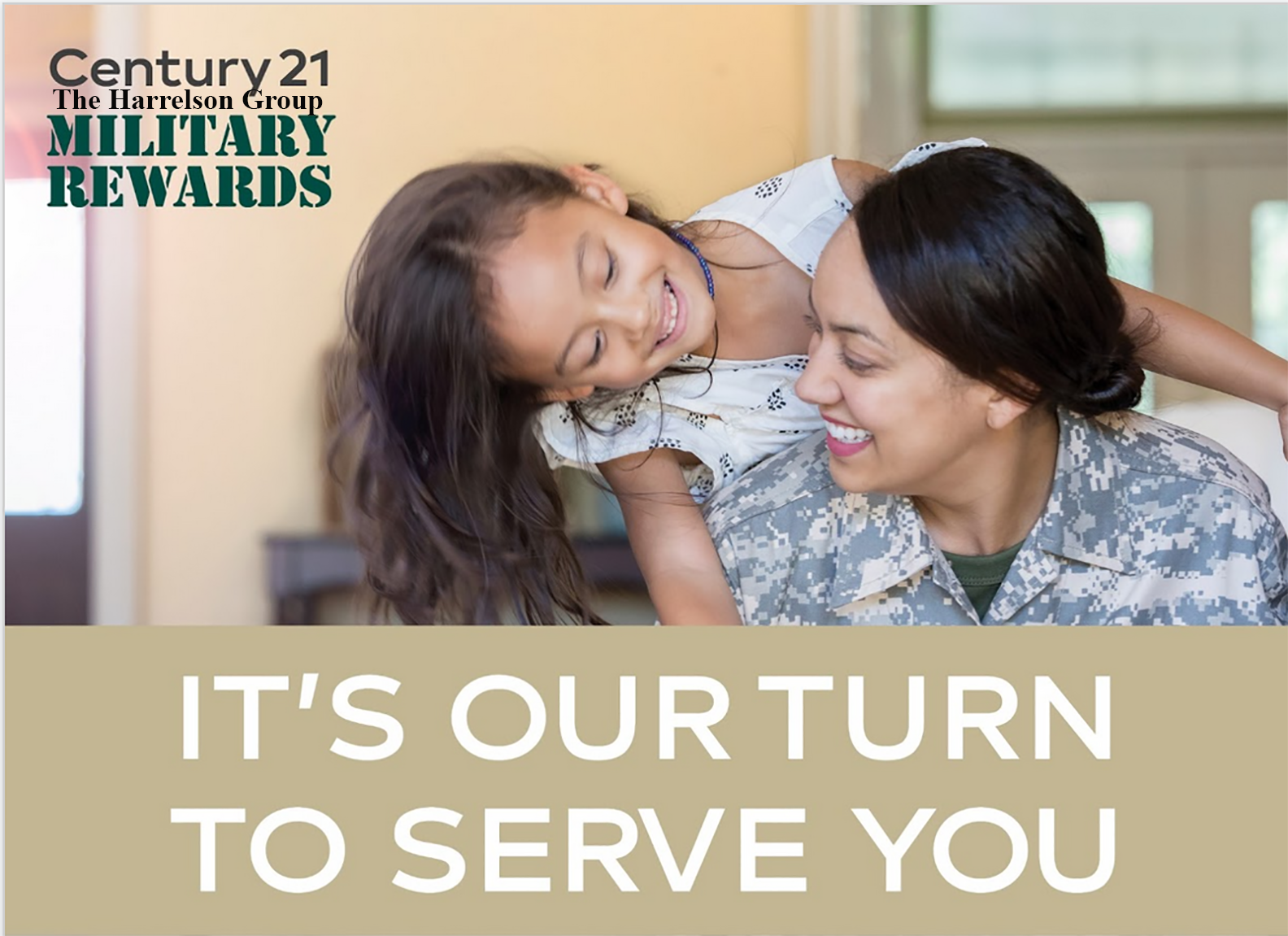The Harrelson Group Military Rewards Program