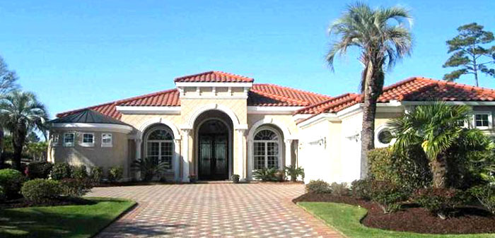 Cadiz in Grande Dunes Homes For Sale