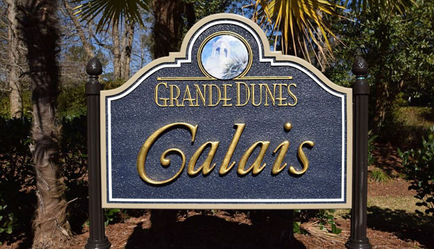 Calais Of Grand Dunes Homes For Sale