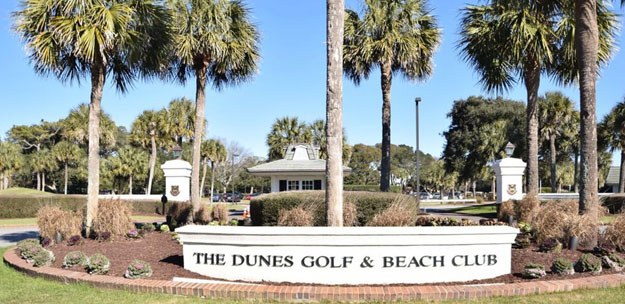 The Dunes Golf And Beach Club Homes For Sale