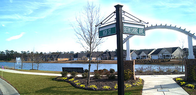 Emmens Preserve Lake homes for sale