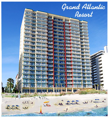 Grand Atlantic Resort Condos For Sale
