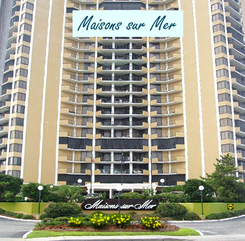 Maison sur mer myrtle beach sc for sale