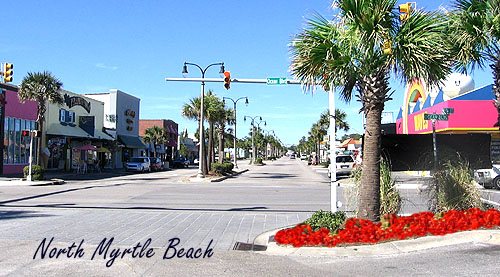 North Myrtle Beach Homes & Condos For Sale