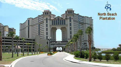North Beach Plantation Towers Condos For Sale