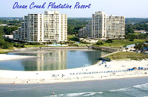 Ocean Creek Plantation Resort North Myrtle Beach