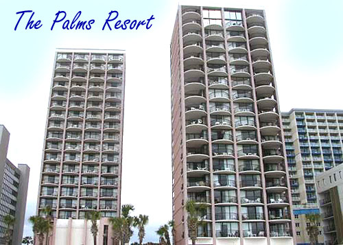 Palms Resort  Condos For Sale