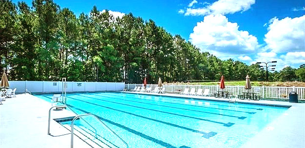 Prestwick Country Club Pool