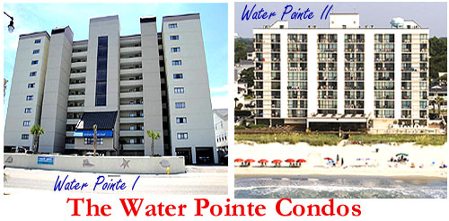 Water Pointe I and II  Condos For Sale