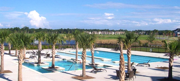 Waterway Palms Plantation Pool