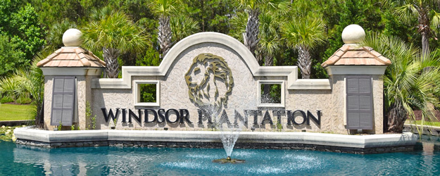 Windsor Plantation Homes For Sale